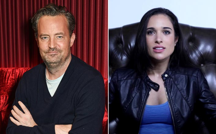 Friends Actor Matthew Perry Has Left A Good Impression On Molly Hurwitz's Parents