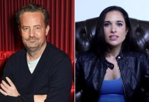 FRIENDS Star Matthew Perry Confirms Getting Engaged To Girlfriend Molly Hurwitz