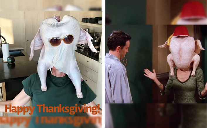 FRIENDS Fame Courteney Cox Recreates The Iconic 'Turkey Dance' To Make Our Gloomy 2020 Better!