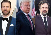 From Chris Evans To Mark Ruffalo, Hollywood Celebs Slamm Donald Trump For His Latest Speech!