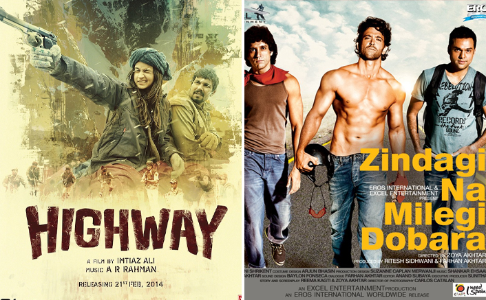 From Highway To Zindagi Na Milegi Dobaara: These Bollywood Road Trip Films Will Inspire You To Hit The Road This Weekend