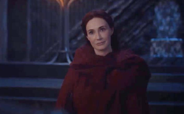 Game Of Thrones had several n*de scenes of Red Woman.