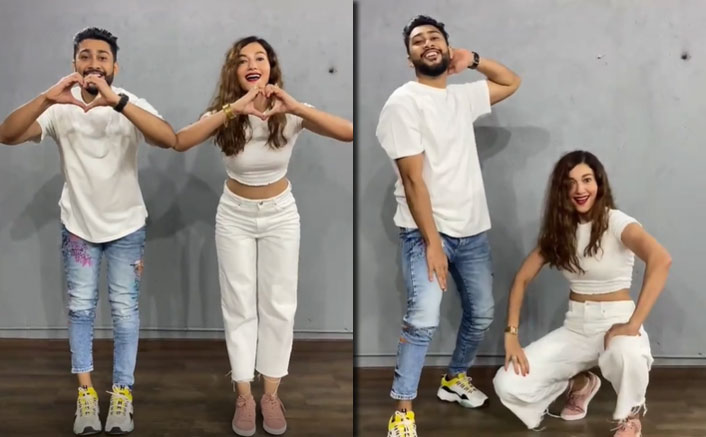 Gauahar Khan Dances With Fiancé Zaid Darbar To A Justin Bieber Song