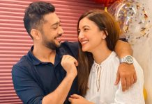 Zaid Darbar reveals literally falling for Gauahar Khan