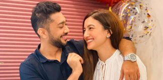 Zaid Darbar reveals literally falling for Gauahar Khan