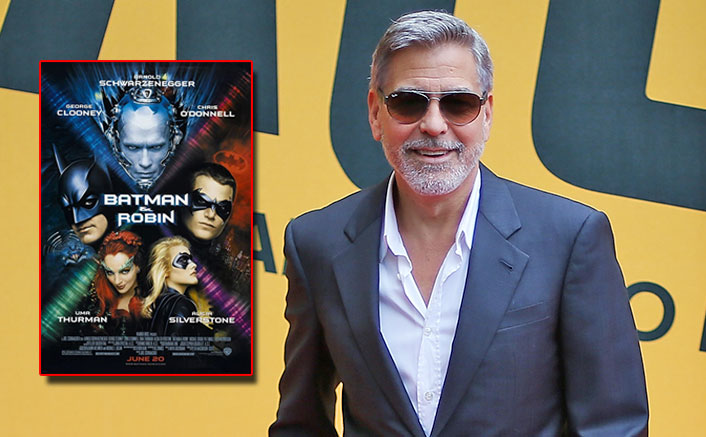 George Clooney On Why Batman & Robin Was A Terrible Film