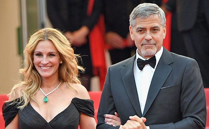 George Clooney Opens Up On Convincing Julia Roberts To Do Ocean's 11 For $20