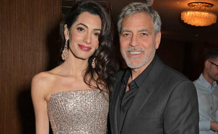 George Clooney Shares His Fun Story Of Having A Baby With Wife Amal Clooney