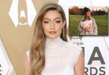 Baby GiZi Cosying Up In Mom Gigi Hadid's Arms As They Get Christmas Ready Is The Cutest Thing You'll See Today!