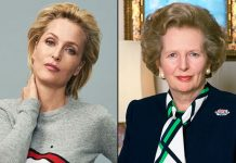 Gillian Anderson Talks About Playing Margaret Thatcher In The Crown Season 4