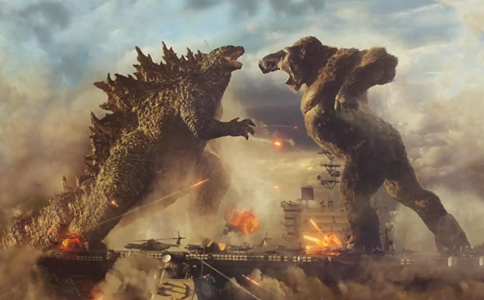 Godzilla Vs Kong: Monsters Are Ready For A Epic Battle(Pic credit: IMDb)