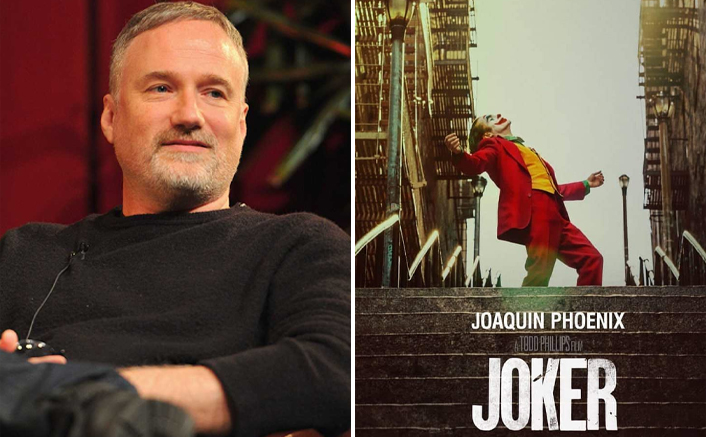 David Fincher Has Strong Things To Say Regarding Joaquin Phoenix's Joker's Success