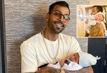 Hardik Pandya Is Badly Missing His Son Agastya While In Dubai For IPL 2020