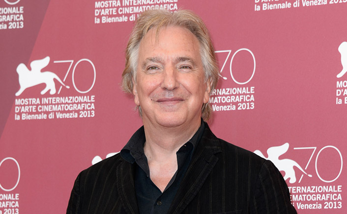 Harry Potter Actor Alan Rickman's Diaries To Be Published As A Single Book