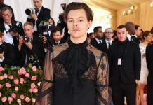 Harry Styles Makes History, Becomes The First Male To Feature Solo On The Cover Of Vogue