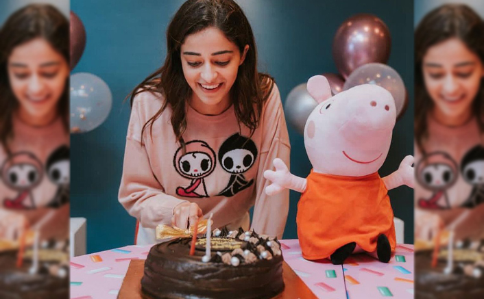 Ananya Panday Had An Emotional Virtual Birthday Celebration With Fans' Letters & Gifts!