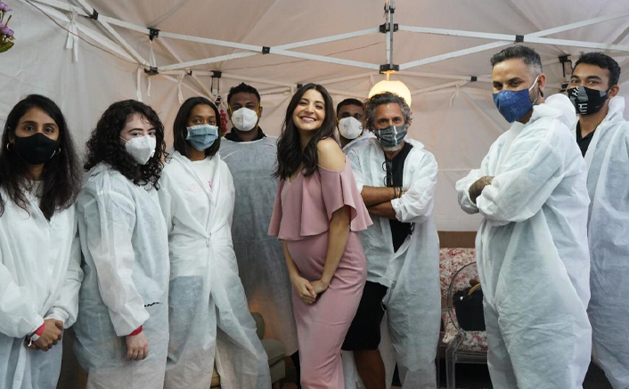 'I intend to keep working for as long as I live!' : says Anushka Sharma, who is set to return to shooting in May, 2021