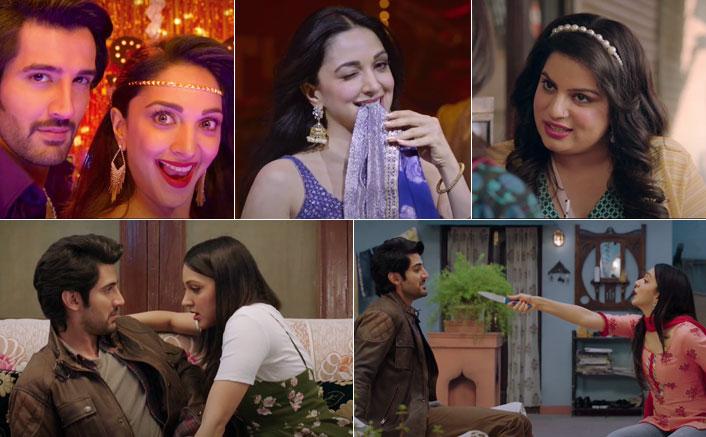 Indoo Ki Jawani Trailer OUT Ft. A Dazzling Kiara Advani!