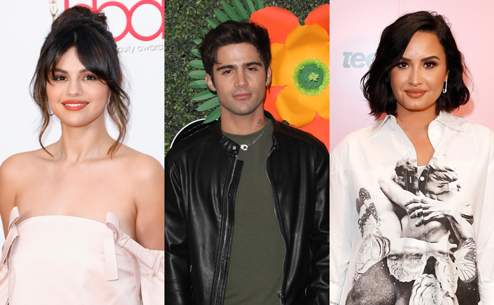 Is Max Ehrich Using Selena Gomez To Gain Ex-Girlfriend Demi Lovato's Attention?(Pic credit: Getty Images)