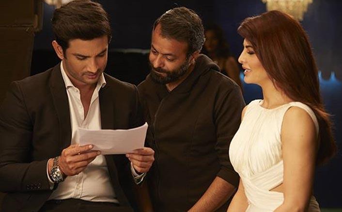 Jacqueline Fernandez Remembers Co-star Sushant Singh Rajput As Drive Turns 1!