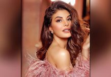 Jacqueline Fernandez shares a sneak peek from the sets of Bhoot Police