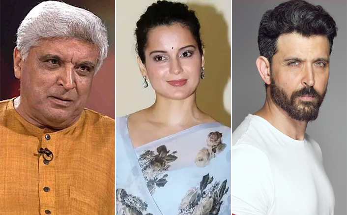 Javed Akhtar Files A Defamation Suit Against Kangana Ranaut Over Hrithik Roshan - Here's What Happened!