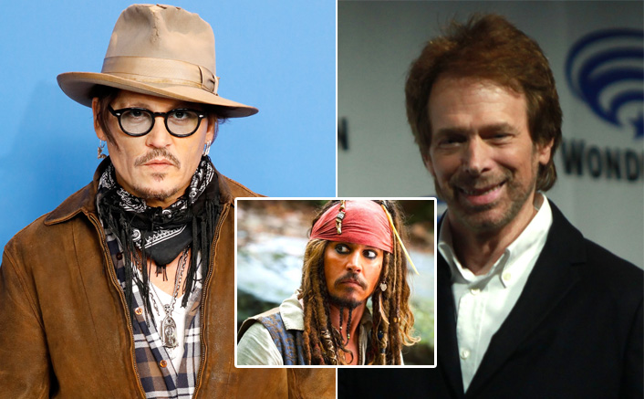 Jerry Bruckheimer Is Reportedly Trying To Bring Back Johnny Depp In The Pirates of the Caribbean Films(Pic credit: Getty Images)