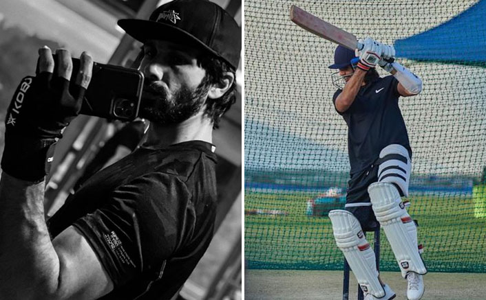 Jersey: Shahid Kapoor Gives Fans A Glimpse Of His Training
