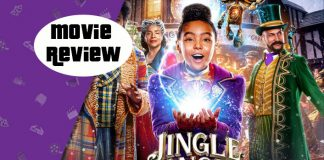 Jingle Jangle: A Christmas Journey Movie Review: Forest Whitaker, Keegan- Michael Key, Madalen Mills