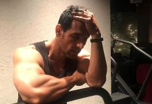 John Abraham chronicles his pain story
