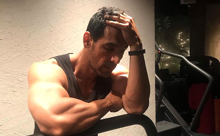 John Abraham Shares His Post Work Out Picture That Screams No Pain No Gain