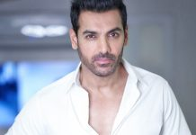 John Abraham turns on his beast mode