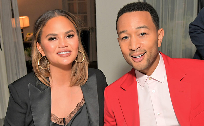 John Legend & Chrissy Teigen Open Up About The Negativity They Received On Sharing Miscarriages Pictures