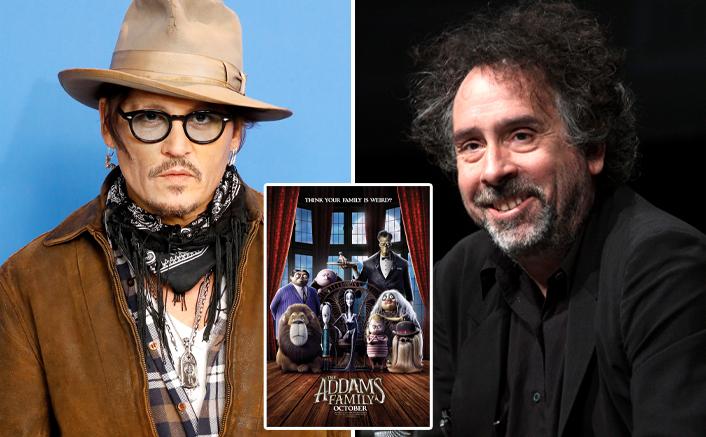 Tim Burton & Johnny Depp In Talks For The Addams Family Reboot?