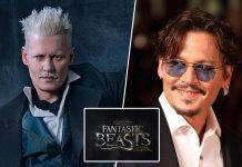 Johnny Depp Breaking! Actor No More A Part Of Fantastic Beasts 3