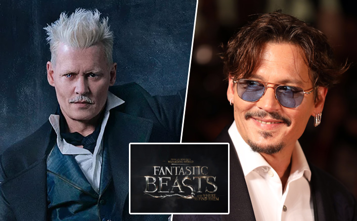 Johnny Depp No More Part Of Fantastic Beasts 3!(Pic credit: Getty Images)