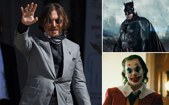 Johnny Depp's Casting As Joker On Hold Too After Fantastic Beast 3 Exit? (Pic credit: Getty Images)