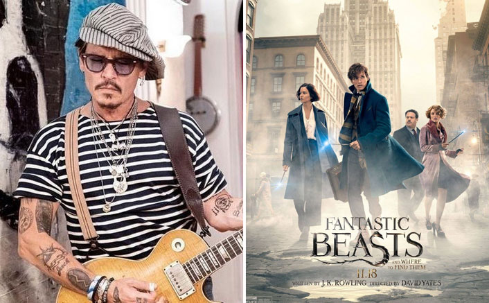 Johnny Depp's Role To Be Reduced In Fantastic Beasts 3 Post Amber Heard Court Drama?