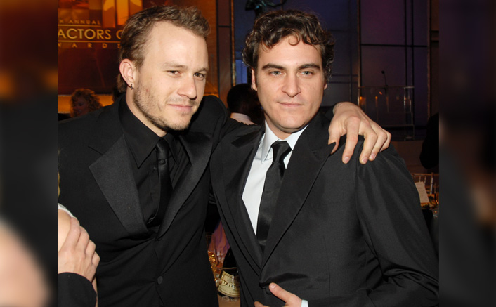 Joker Actors Joaquin Phoenix and Heath Ledger Were Friends(Pic credit: Getty Images)