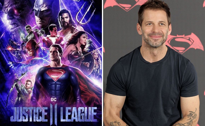 Zack Snyder Reveals The Ideas For Justice League 2