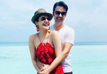 Kajal Aggarwal gives a sneak peek into her honeymoon