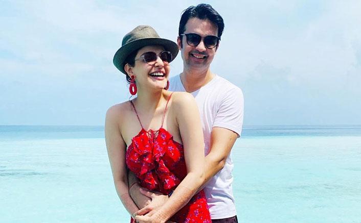 Kajal Aggarwal Enjoying Honeymoon
