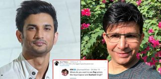 Kamaal R Khan Trolled For Taking Past Digs At Sushant Singh Rajput