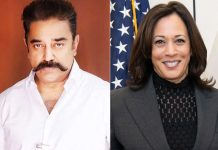 Kamal Haasan on Kamala Harris