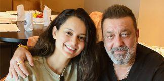 Kangana Ranaut Shares Pic From Meet & Greet With Sanjay Dutt, Twitterati Call Her Hypocrite