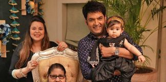 Kapil Sharma & Ginni Chatrath Celebrate Daughter Anayra's First Diwali