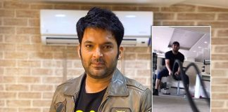 Kapil Sharma Gives Fitness Goals With His Latest Video
