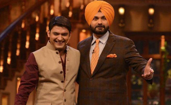 Text: Kapil Sharma Meets Navjot Singh Sidhu While On Trip To Amritsar