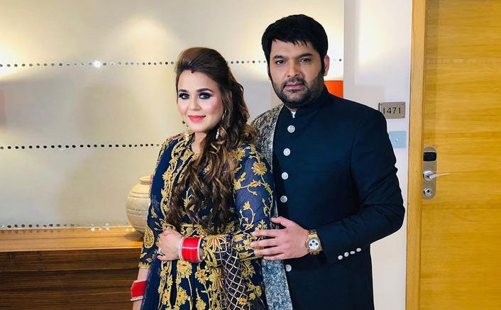 Kapil Sharma's Wife Ginny Chatrath Is 2nd Time Pregnant?