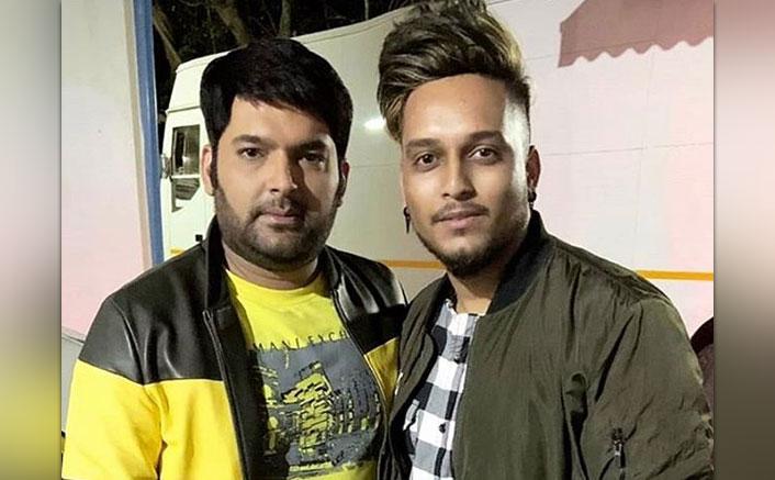 Kapil Sharma's Name Inked On Singer Oye Kunaal's Hand